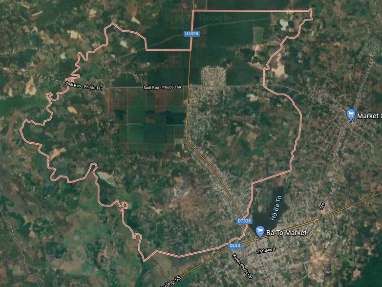 Kế hoạch sử dụng đất xã xã Phước Tân, huyện Xuyên Mộc, Bà Rịa - Vũng Tàu - Ảnh 1.