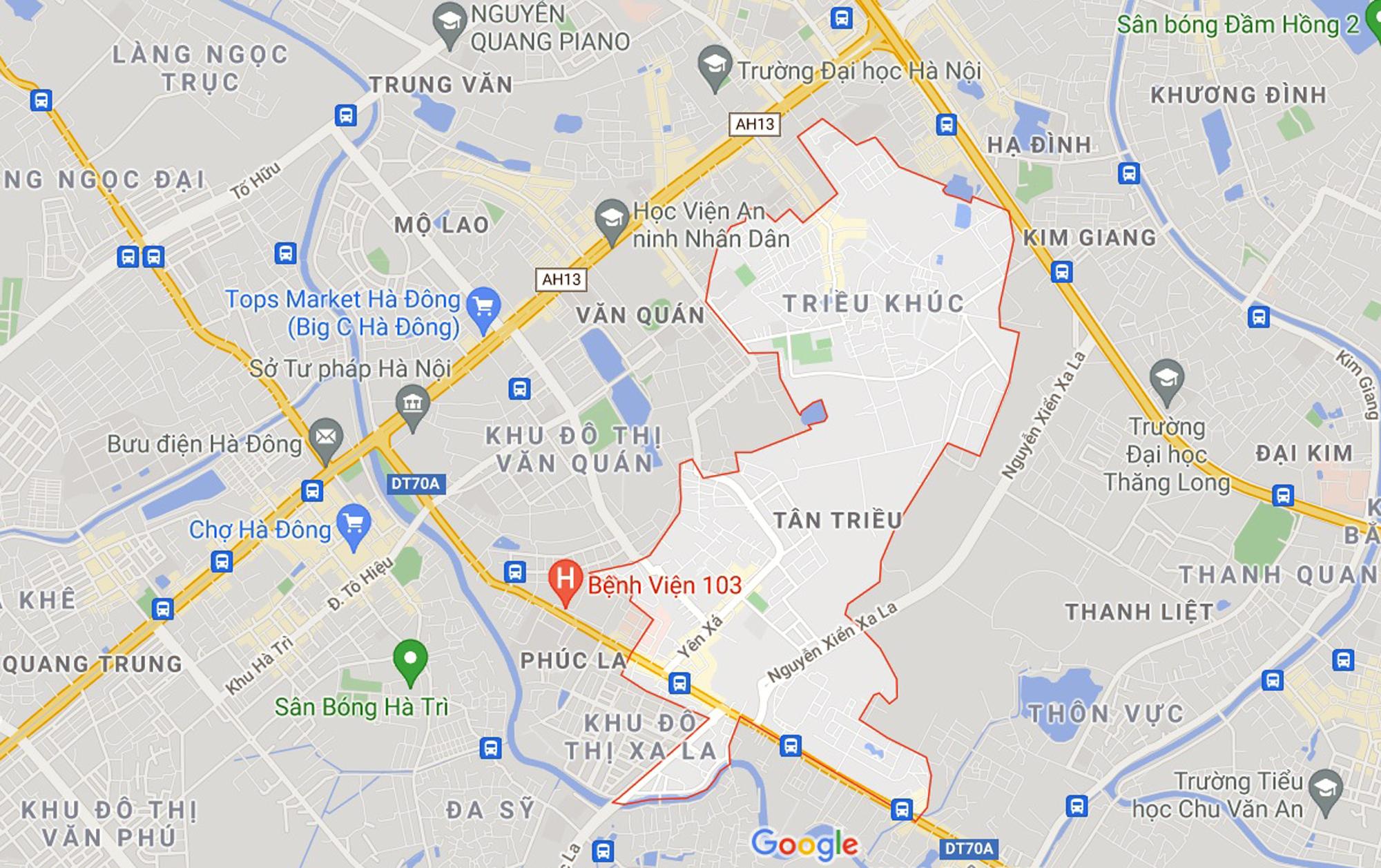 Những khu đất sắp thu hồi để mở đường ở xã Tân Triều, Thanh Trì, Hà Nội (phần 4) - Ảnh 1.