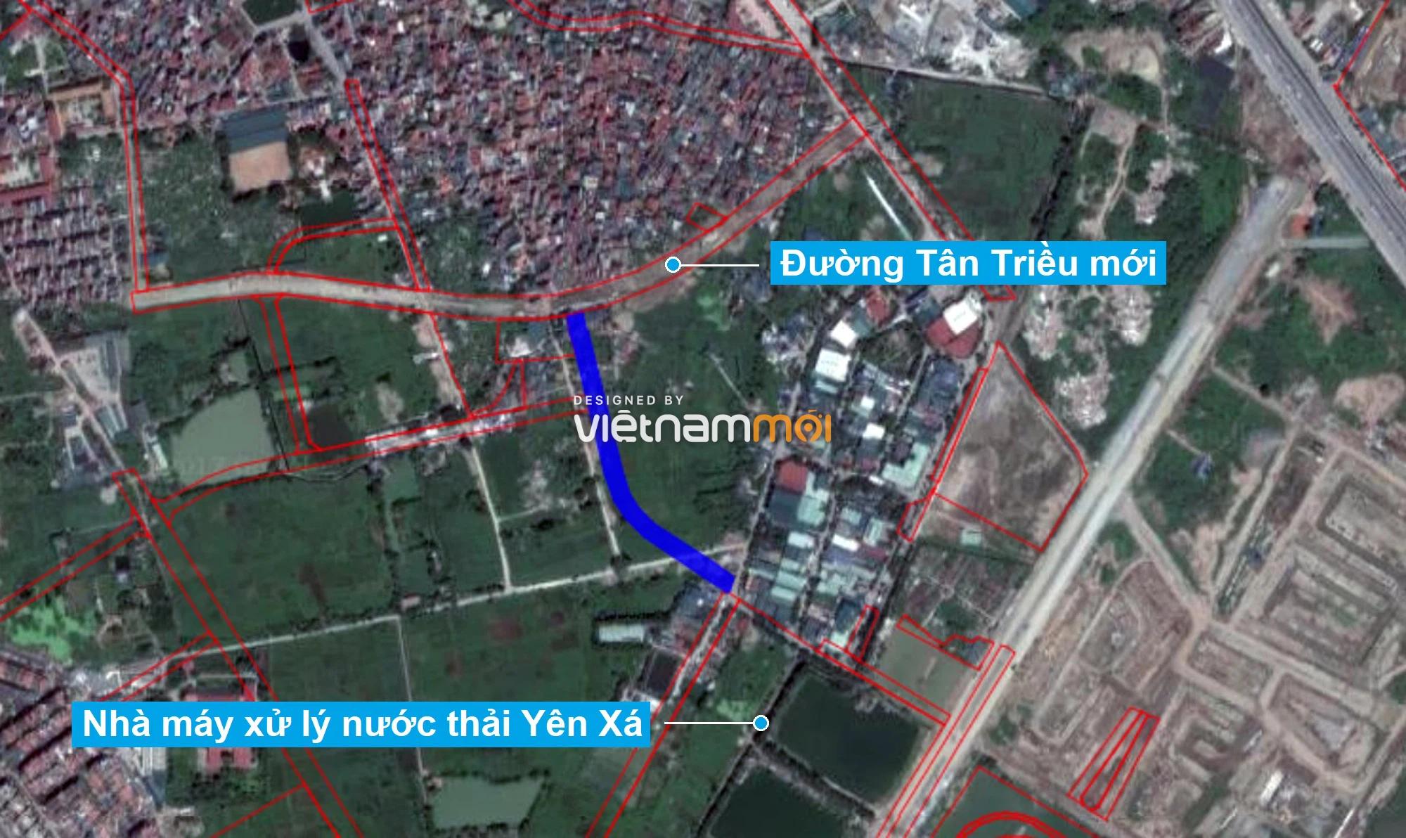 Những khu đất sắp thu hồi để mở đường ở xã Tân Triều, Thanh Trì, Hà Nội (phần 4) - Ảnh 2.