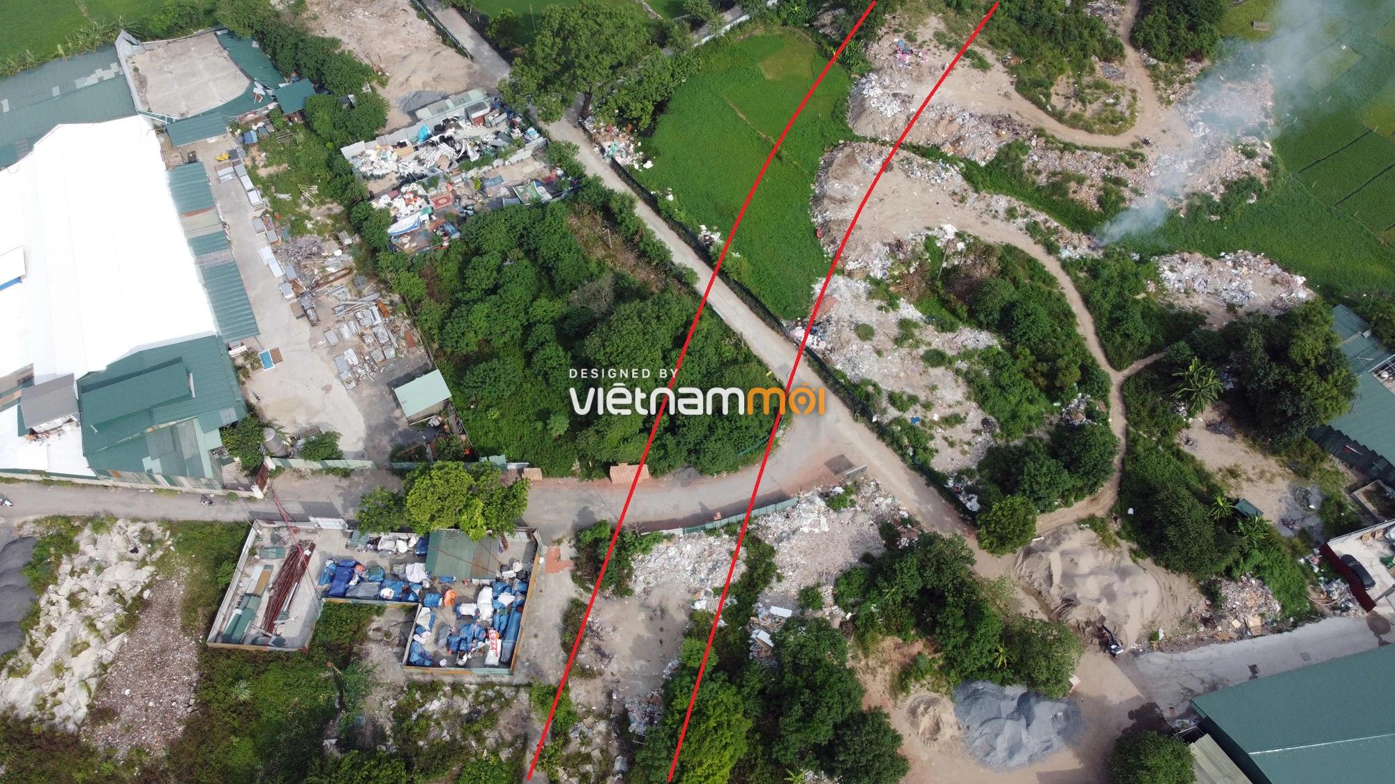 Những khu đất sắp thu hồi để mở đường ở xã Tân Triều, Thanh Trì, Hà Nội (phần 4) - Ảnh 4.