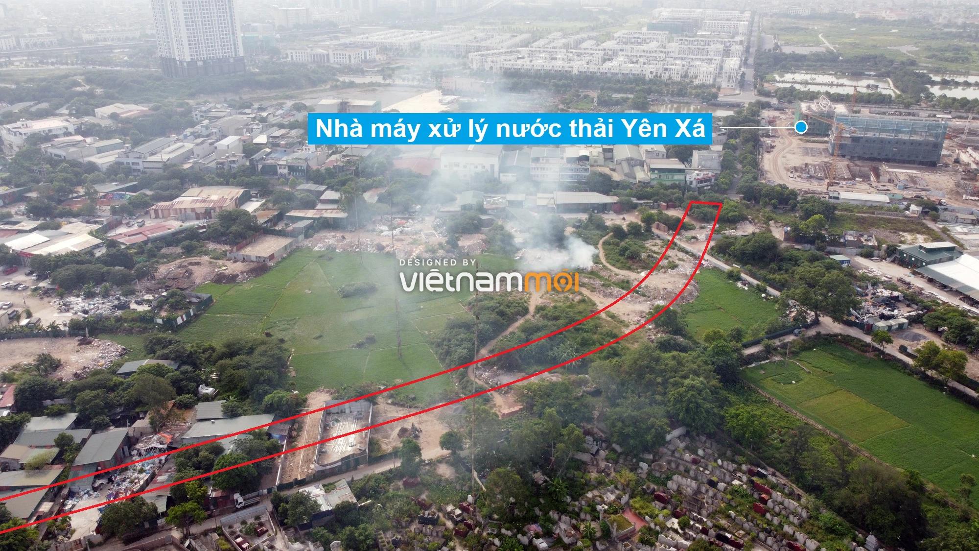 Những khu đất sắp thu hồi để mở đường ở xã Tân Triều, Thanh Trì, Hà Nội (phần 4) - Ảnh 7.