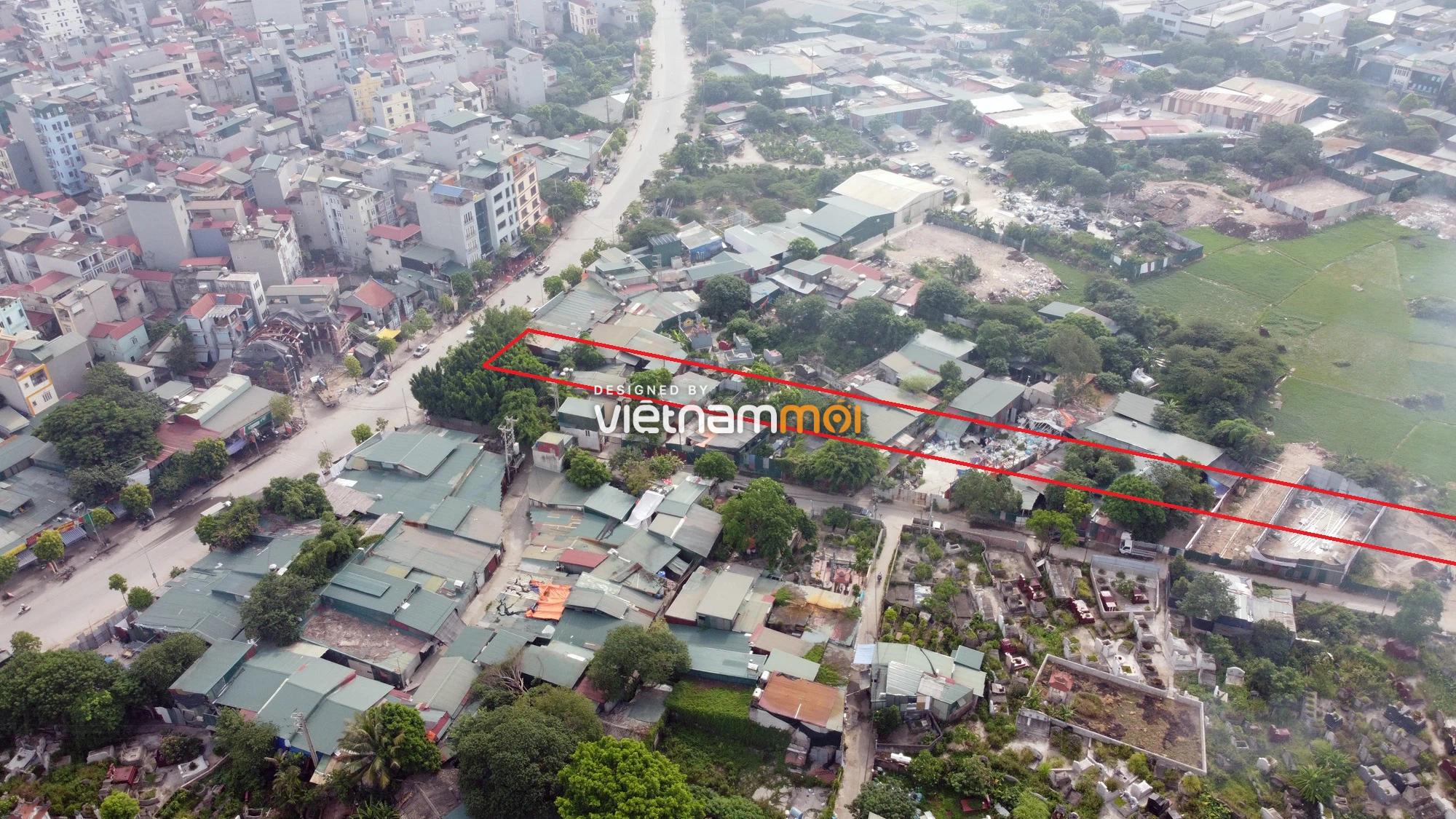 Những khu đất sắp thu hồi để mở đường ở xã Tân Triều, Thanh Trì, Hà Nội (phần 4) - Ảnh 8.