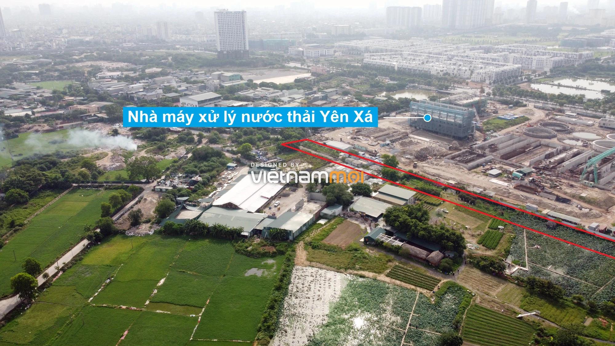 Những khu đất sắp thu hồi để mở đường ở xã Tân Triều, Thanh Trì, Hà Nội (phần 4) - Ảnh 13.