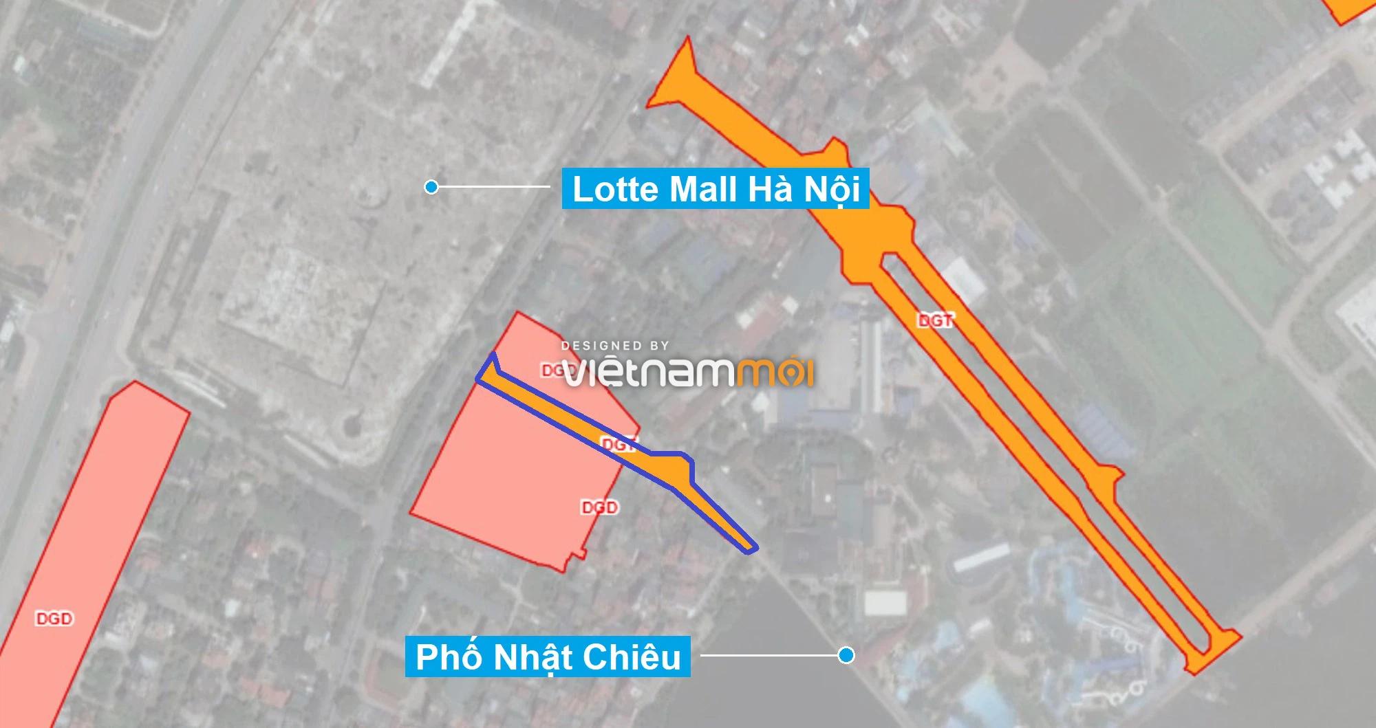 Những khu đất sắp thu hồi để mở đường ở quận Tây Hồ, Hà Nội (phần 3) - Ảnh 1.