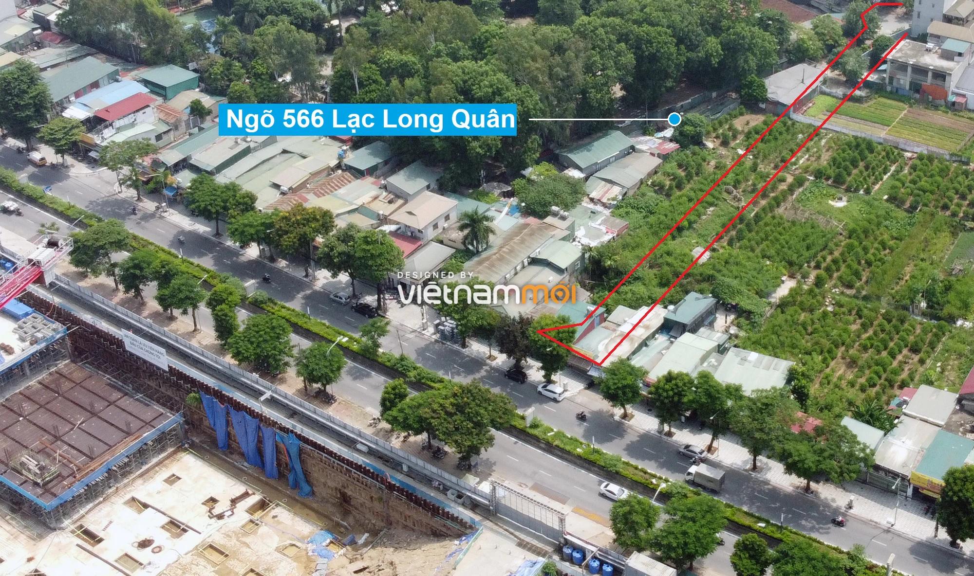Những khu đất sắp thu hồi để mở đường ở quận Tây Hồ, Hà Nội (phần 3) - Ảnh 3.