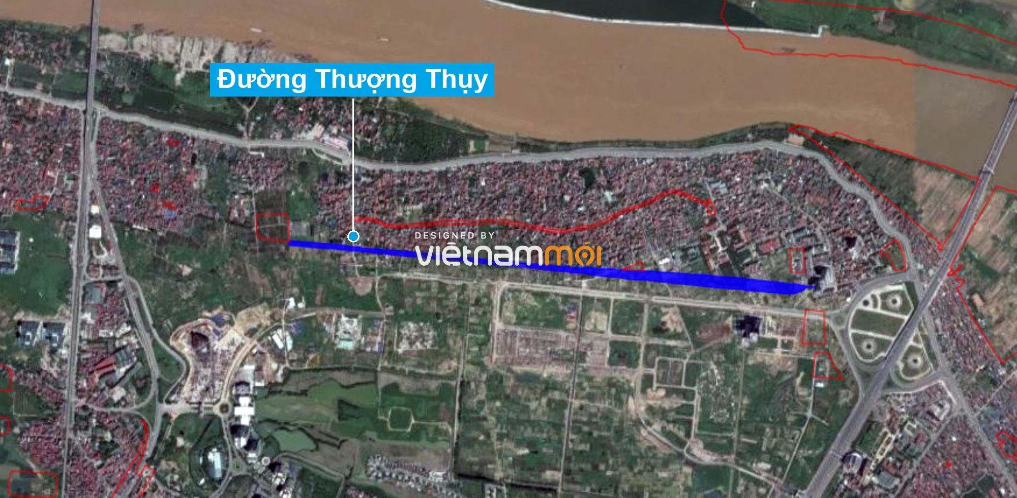 Những khu đất sắp thu hồi để mở đường ở quận Tây Hồ, Hà Nội (phần 3) - Ảnh 7.