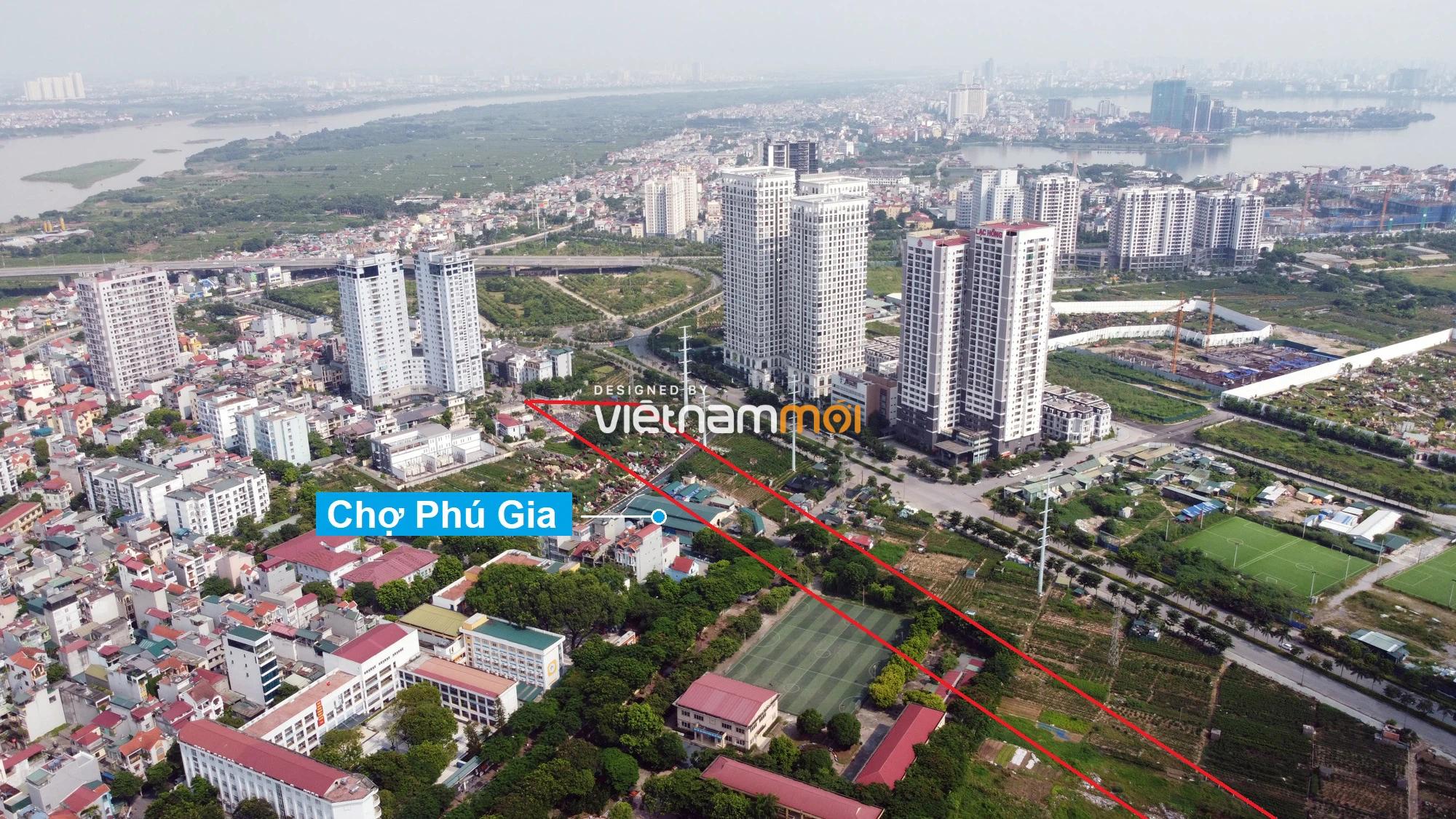 Những khu đất sắp thu hồi để mở đường ở quận Tây Hồ, Hà Nội (phần 3) - Ảnh 8.