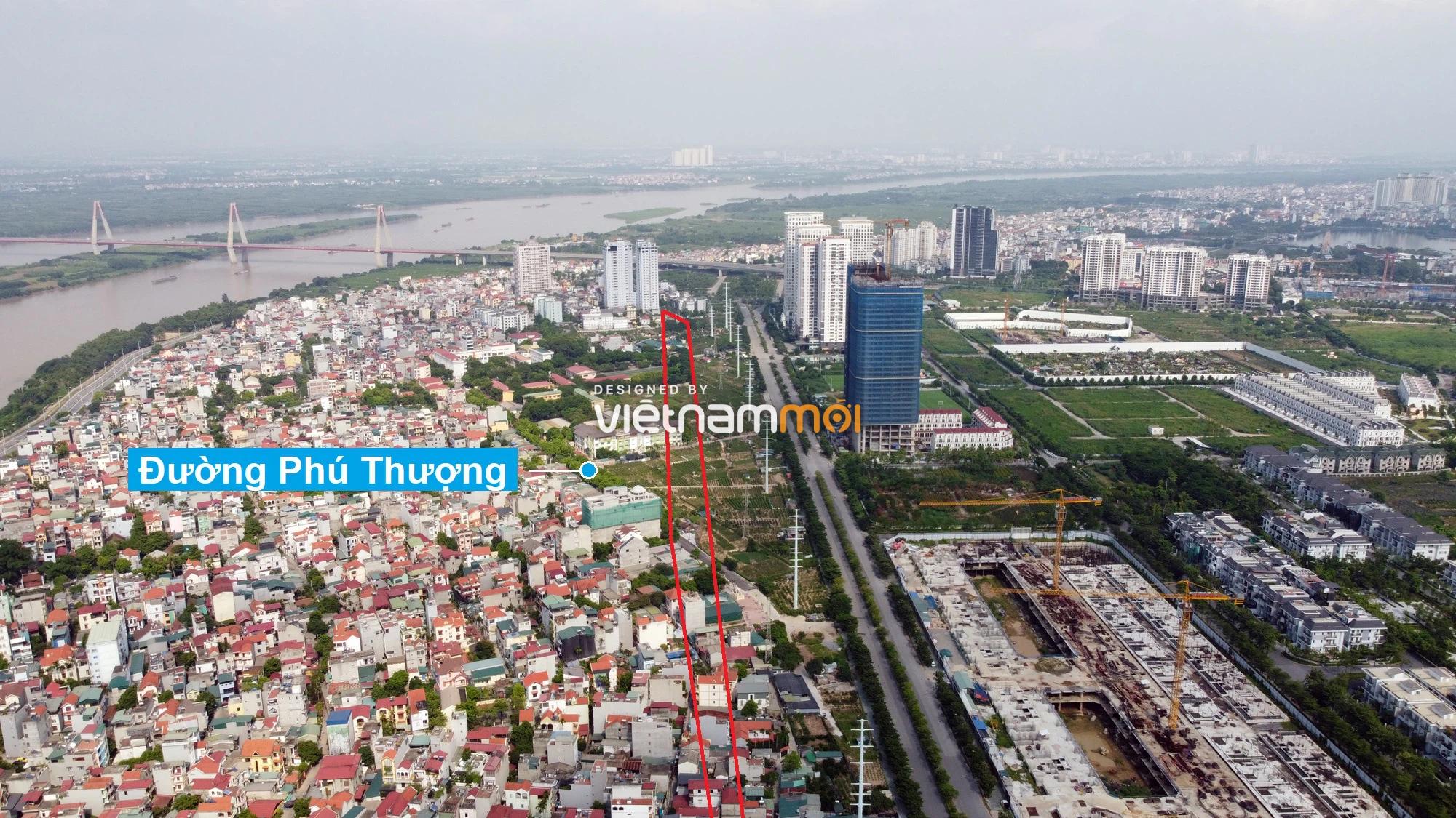 Những khu đất sắp thu hồi để mở đường ở quận Tây Hồ, Hà Nội (phần 3) - Ảnh 10.