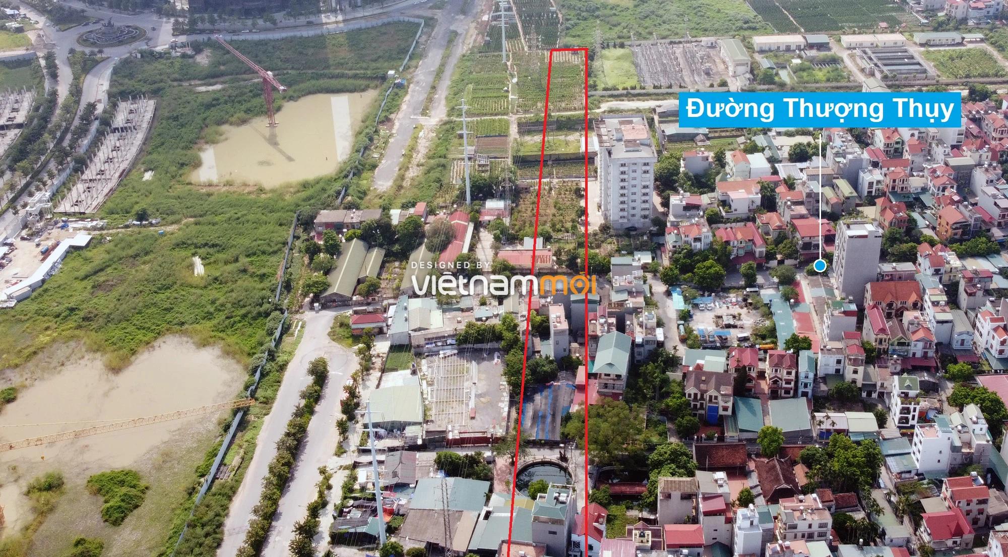 Những khu đất sắp thu hồi để mở đường ở quận Tây Hồ, Hà Nội (phần 3) - Ảnh 11.