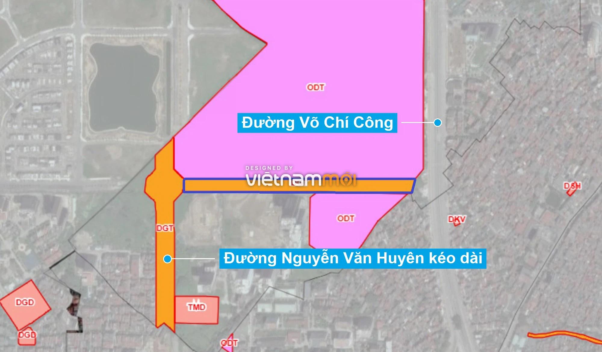 Những khu đất sắp thu hồi để mở đường ở quận Tây Hồ, Hà Nội (phần 3) - Ảnh 14.