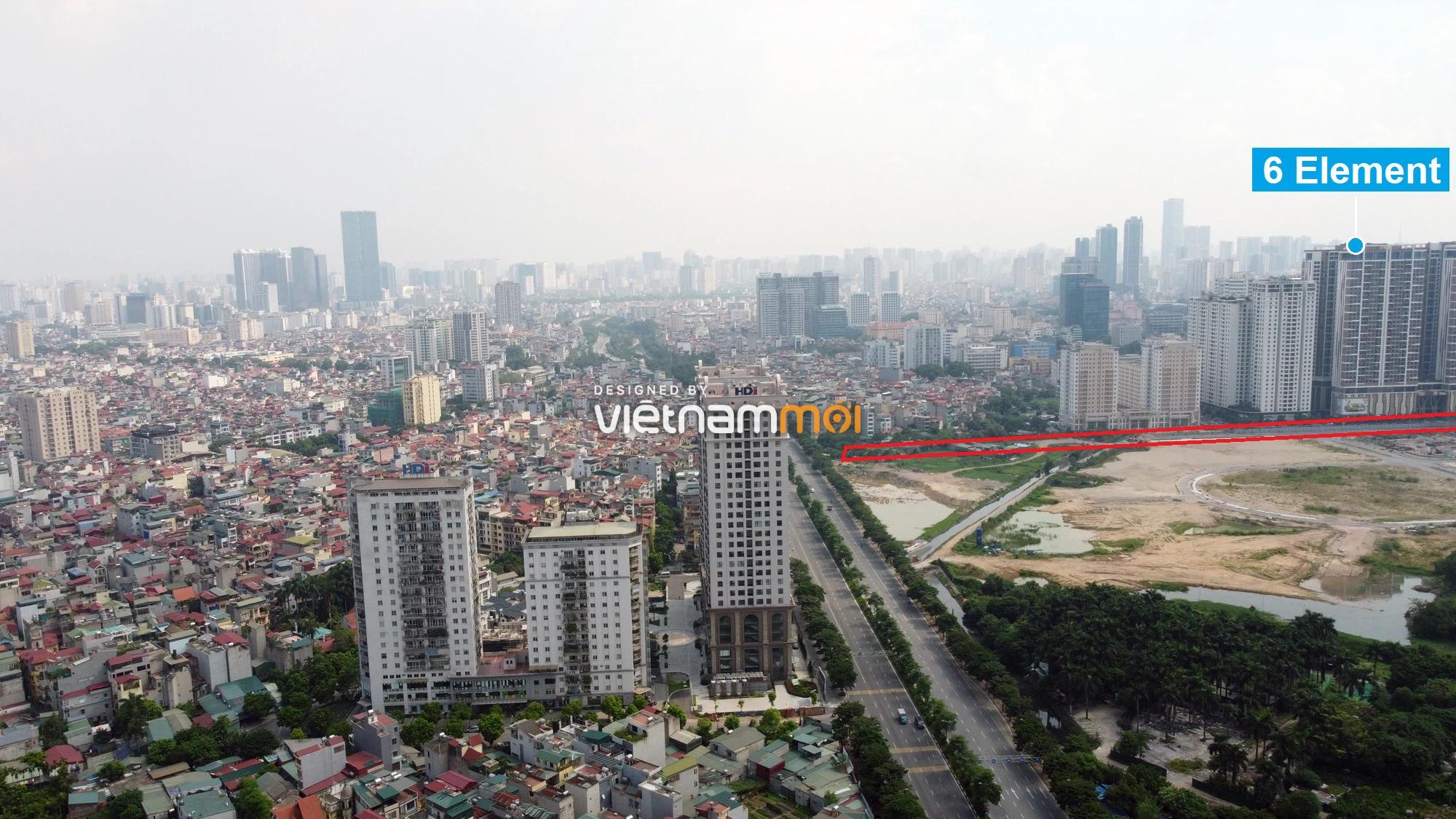 Những khu đất sắp thu hồi để mở đường ở quận Tây Hồ, Hà Nội (phần 3) - Ảnh 16.