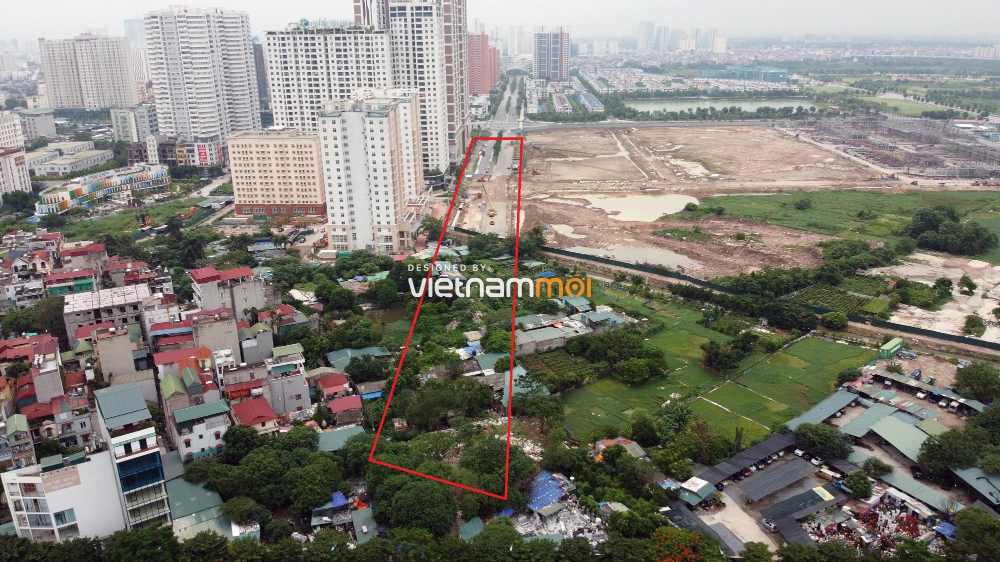 Những khu đất sắp thu hồi để mở đường ở quận Tây Hồ, Hà Nội (phần 3) - Ảnh 17.