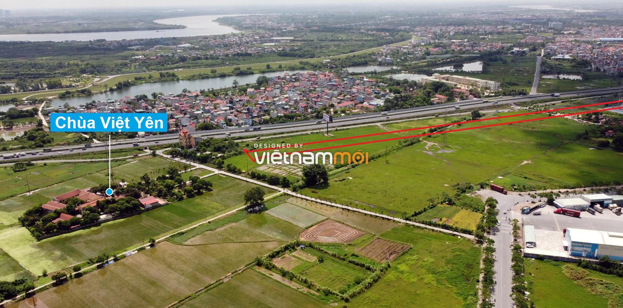 Những khu đất sắp thu hồi để mở đường ở xã Ngũ Hiệp, Thanh Trì, Hà Nội (phần 2) - Ảnh 3.