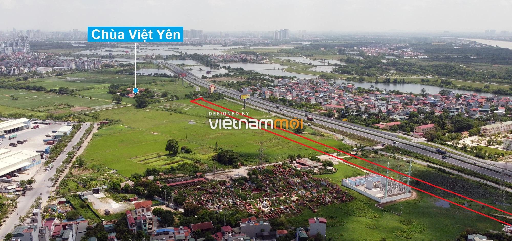 Những khu đất sắp thu hồi để mở đường ở xã Ngũ Hiệp, Thanh Trì, Hà Nội (phần 2) - Ảnh 8.