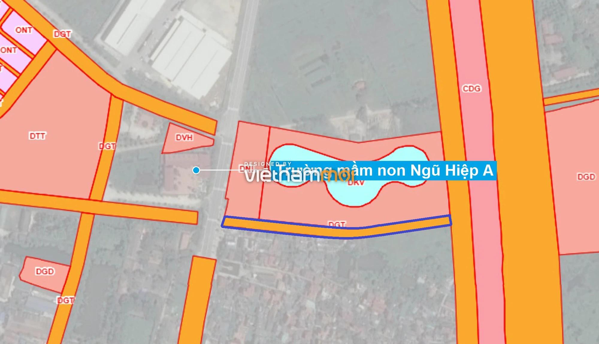 Những khu đất sắp thu hồi để mở đường ở xã Ngũ Hiệp, Thanh Trì, Hà Nội (phần 2) - Ảnh 9.