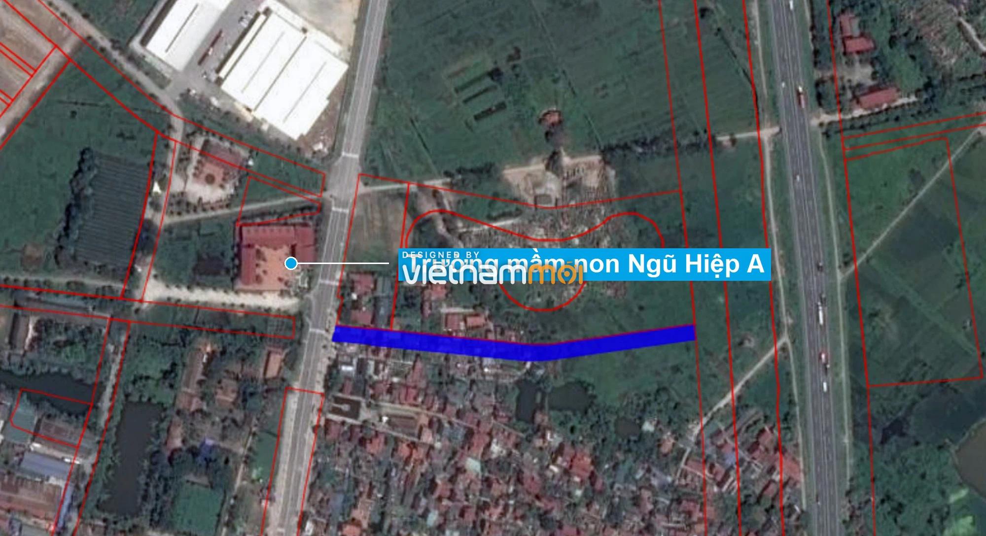 Những khu đất sắp thu hồi để mở đường ở xã Ngũ Hiệp, Thanh Trì, Hà Nội (phần 2) - Ảnh 10.