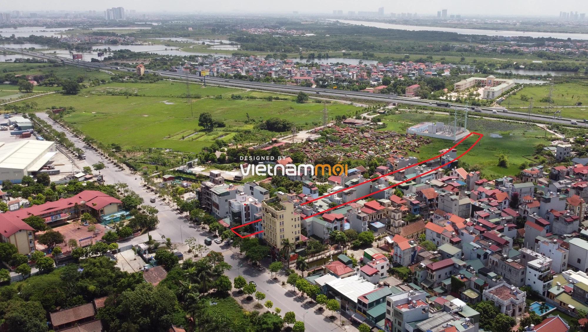 Những khu đất sắp thu hồi để mở đường ở xã Ngũ Hiệp, Thanh Trì, Hà Nội (phần 2) - Ảnh 14.