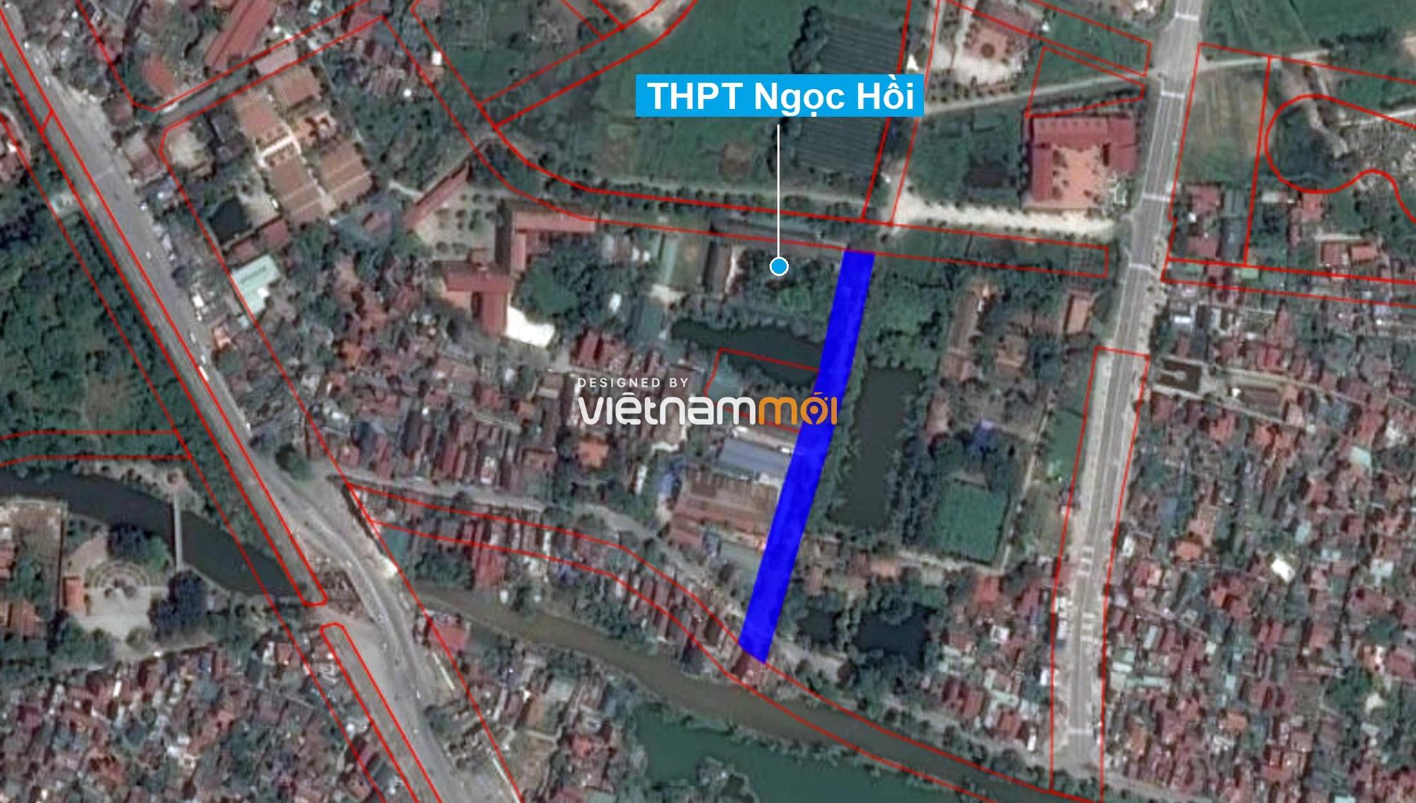 Những khu đất sắp thu hồi để mở đường ở xã Ngũ Hiệp, Thanh Trì, Hà Nội (phần 2) - Ảnh 16.