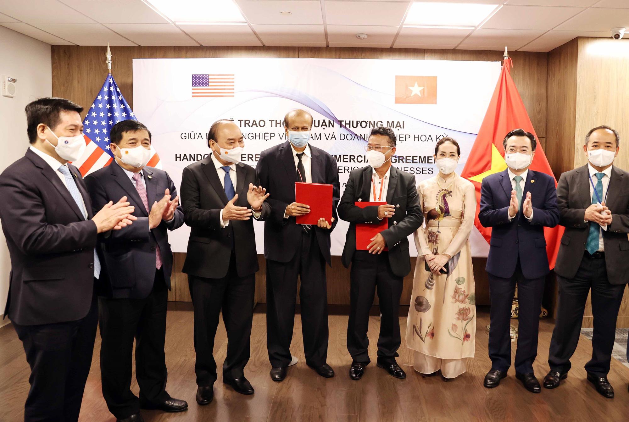 Liên danh Kinh Bắc - Saigontel hợp tác với Tập đoàn Quantum (Mỹ) - Ảnh 1.