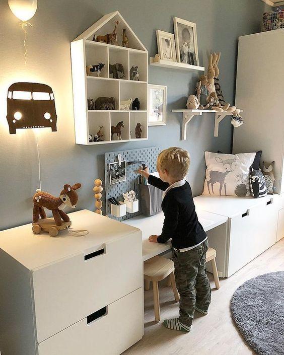 Tham khảo cách thiết kế góc học tập cho bé tại nhà đẹp và sáng tạo - Ảnh 6.
