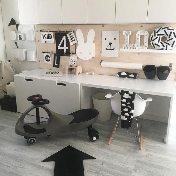 Tham khảo cách thiết kế góc học tập cho bé tại nhà đẹp và sáng tạo - Ảnh 5.