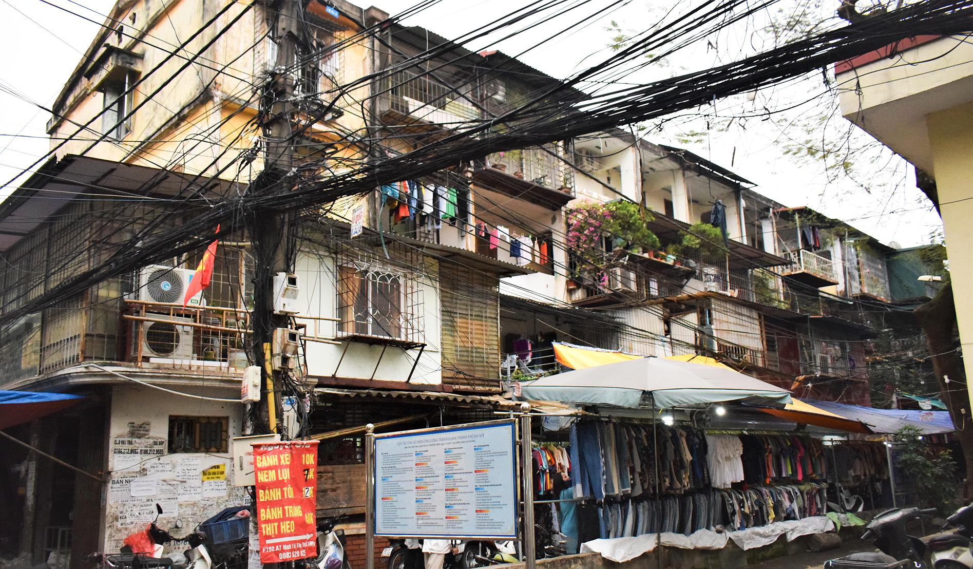Hà Nội sẽ cải tạo 10 chung cư cũ từ nay đến 2025 - Ảnh 1.
