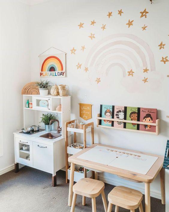 Tham khảo cách thiết kế góc học tập cho bé tại nhà đẹp và sáng tạo - Ảnh 10.