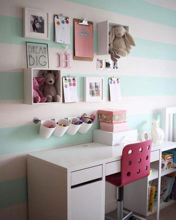 Tham khảo cách thiết kế góc học tập cho bé tại nhà đẹp và sáng tạo - Ảnh 8.