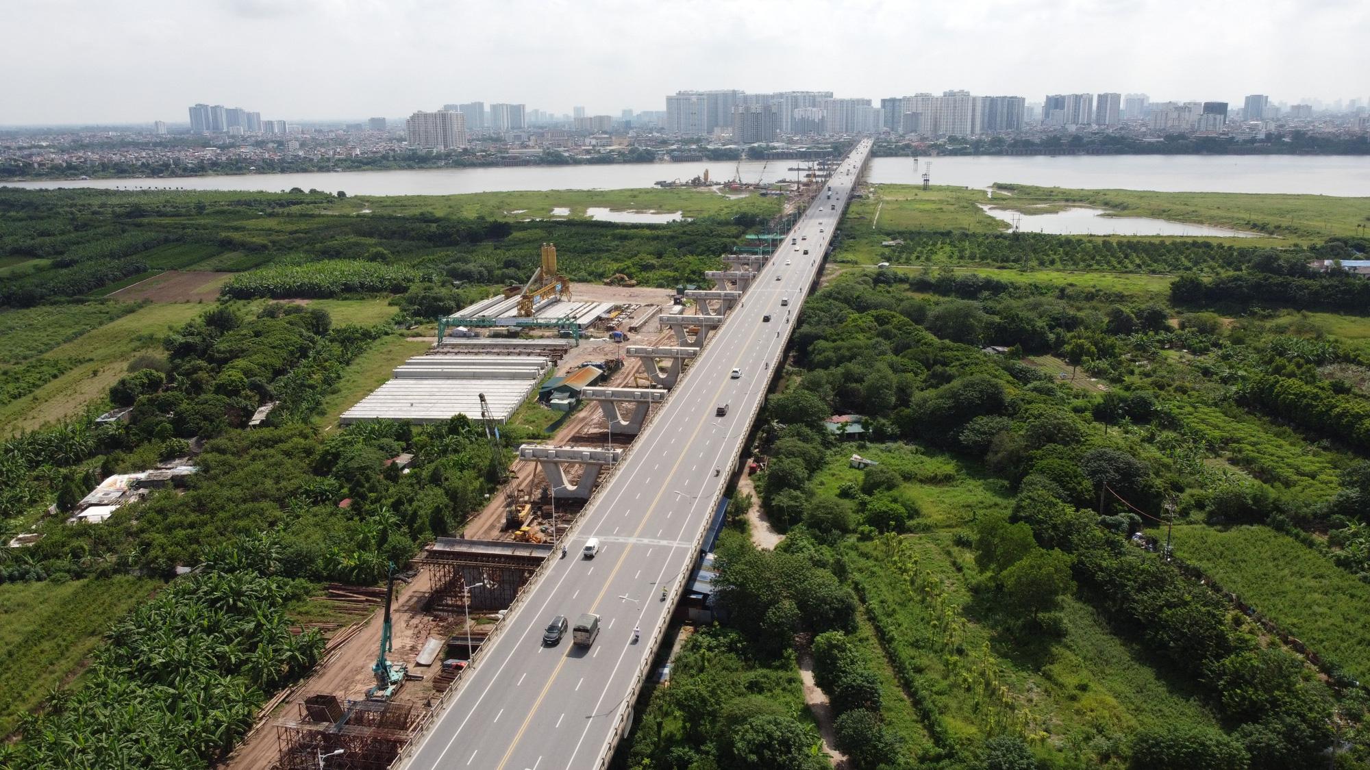 Hà Nội chi hơn 83.000 tỷ đồng vào 255 dự án giao thông, đầu tư nhiều tuyến vành đai và cầu - Ảnh 2.
