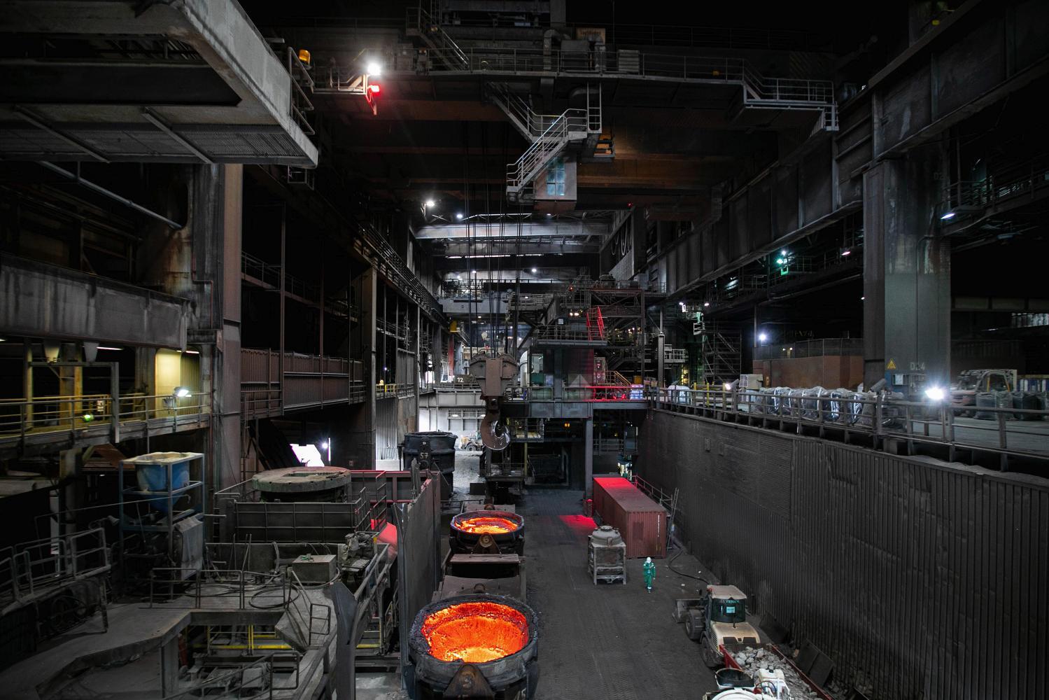 Giá thép xây dựng hôm nay 24/9: Giá thép thanh bất ngờ giảm trở lại - Ảnh 2.