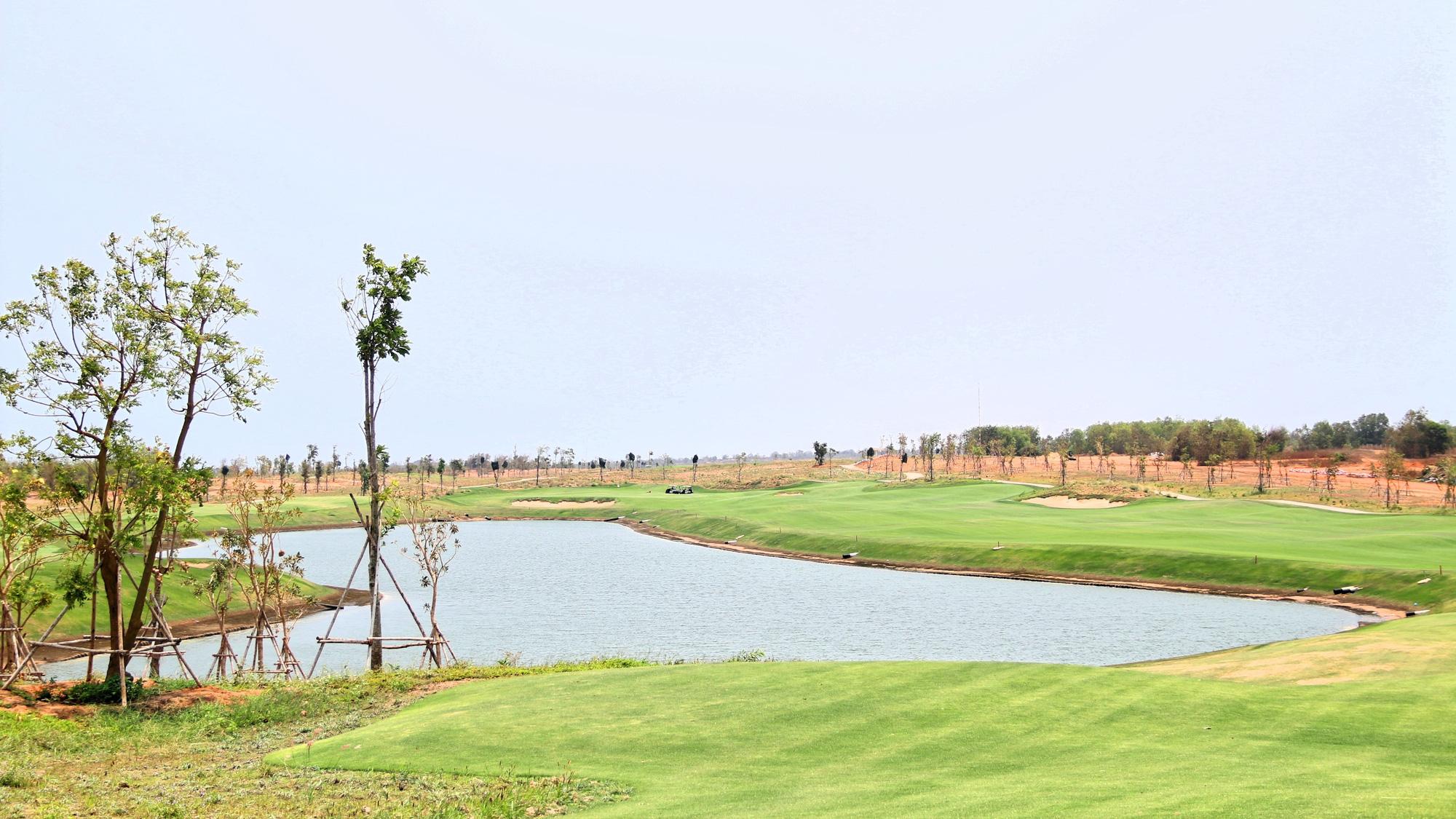 Thái Bình sẽ có sân golf Long Hưng 82 ha, dự kiến hoàn thành quý II/2022 - Ảnh 1.
