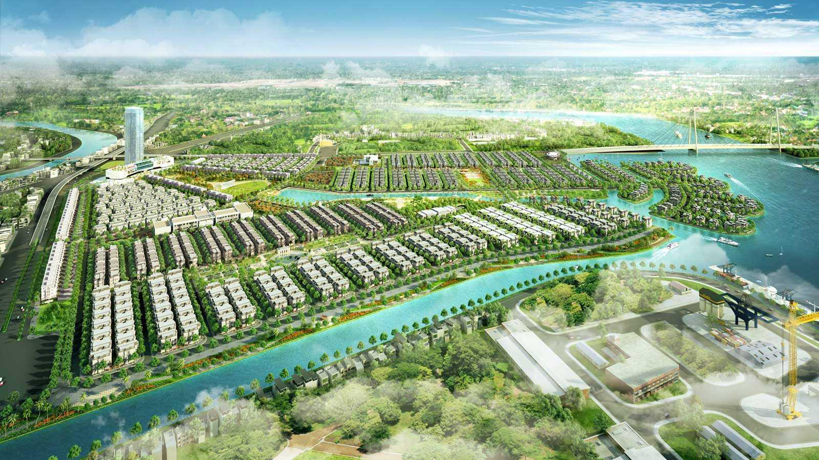 Quảng Ninh khởi công 4 dự án 280.000 tỷ đồng của Vingroup, PV Power,... trong tháng 10 - Ảnh 1.