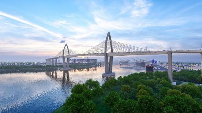 Thu hồi 13,18 ha đất làm cầu Phước An gần 5.000 tỷ đồng - Ảnh 1.