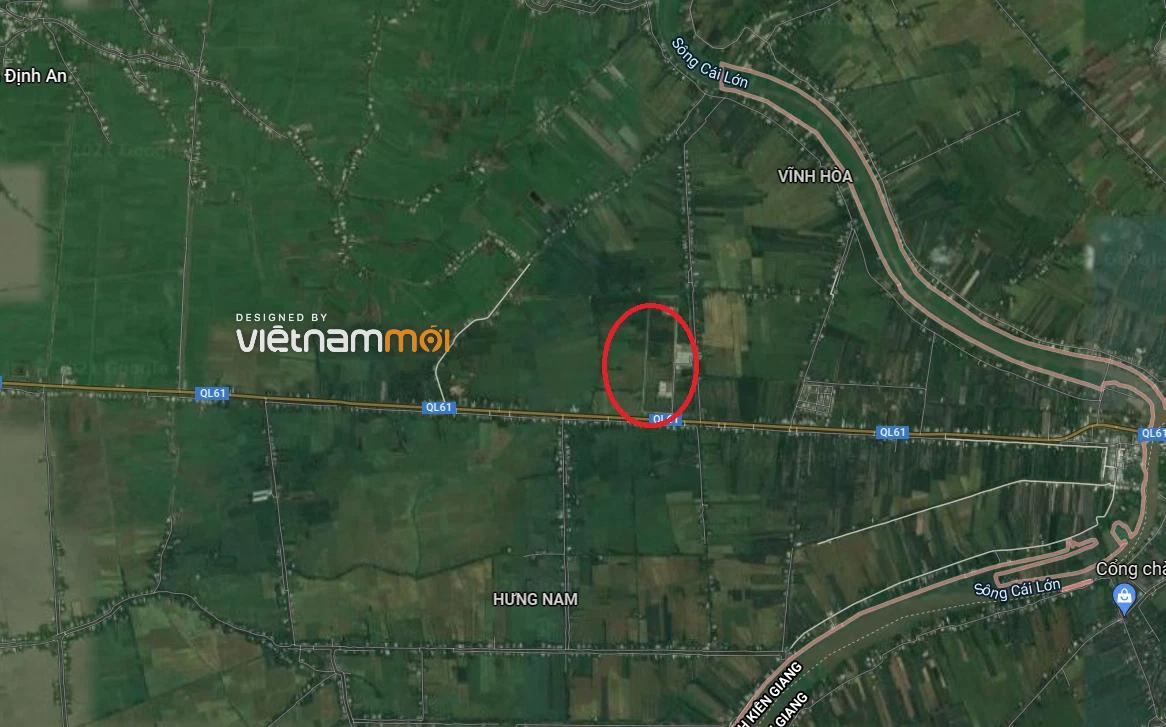 Đất có quy hoạch ở huyện Gò Quao, tỉnh Kiên Giang - Ảnh 4.