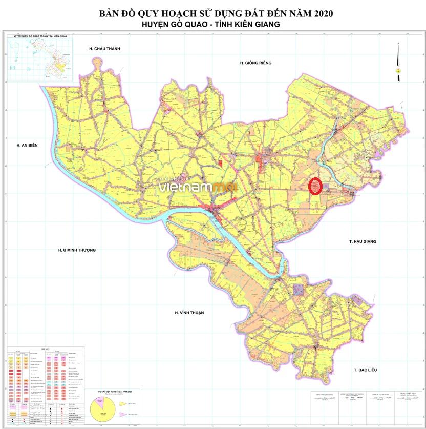 Đất có quy hoạch ở huyện Gò Quao, tỉnh Kiên Giang - Ảnh 2.