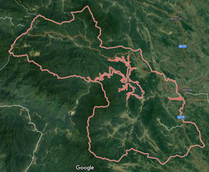 Kế hoạch sử dụng đất huyện Thường Xuân, Thanh Hoá năm 2021 - Ảnh 2.