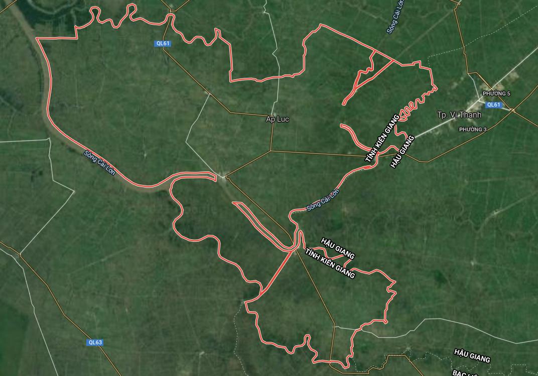 Đất có quy hoạch ở huyện Gò Quao, tỉnh Kiên Giang - Ảnh 1.