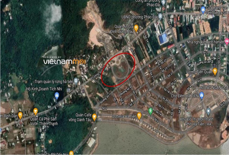 Đất có quy hoạch ở thành phố Hà Tiên, tỉnh Kiên Giang - Ảnh 4.