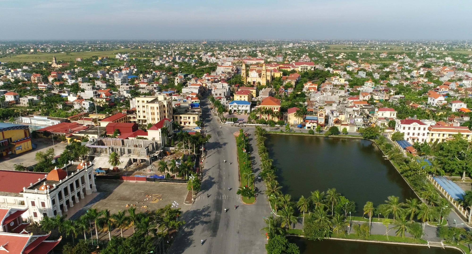 Nam Định sắp thu hồi đất làm khu đô thị thương mại Cồn - Văn Lý - Ảnh 1.