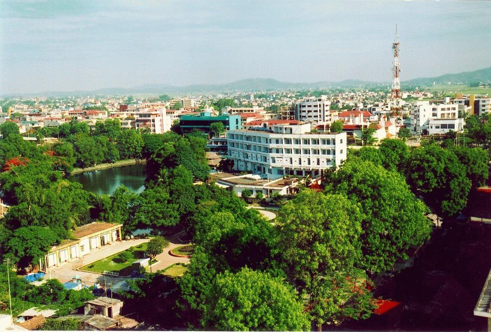 Bắc Giang tiến tới trở thành đô thị xanh, thông minh - Ảnh 1.