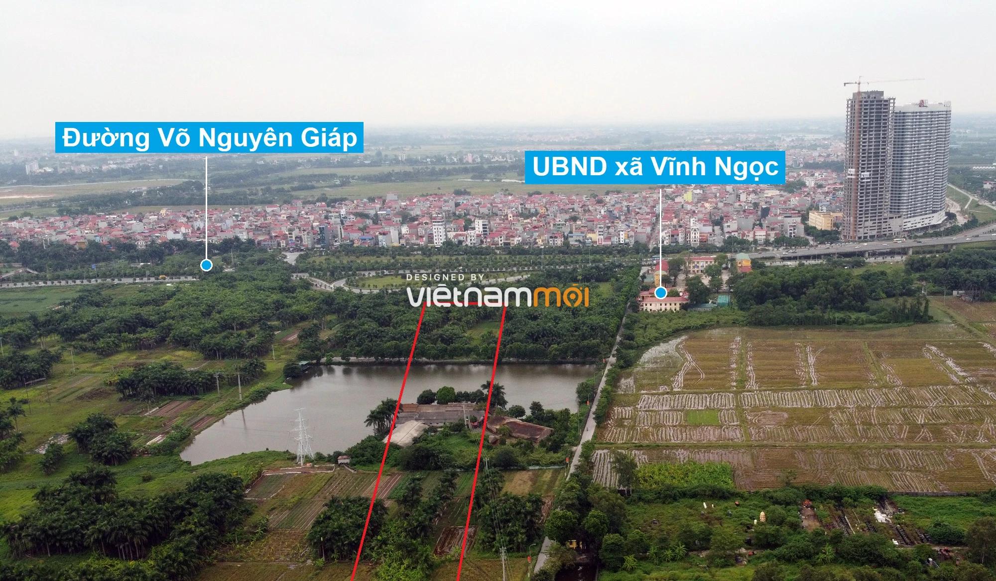 Đường sẽ mở theo quy hoạch xung quanh dự án Thành phố Thông minh Bắc Hà Nội (phần 4) - Ảnh 7.