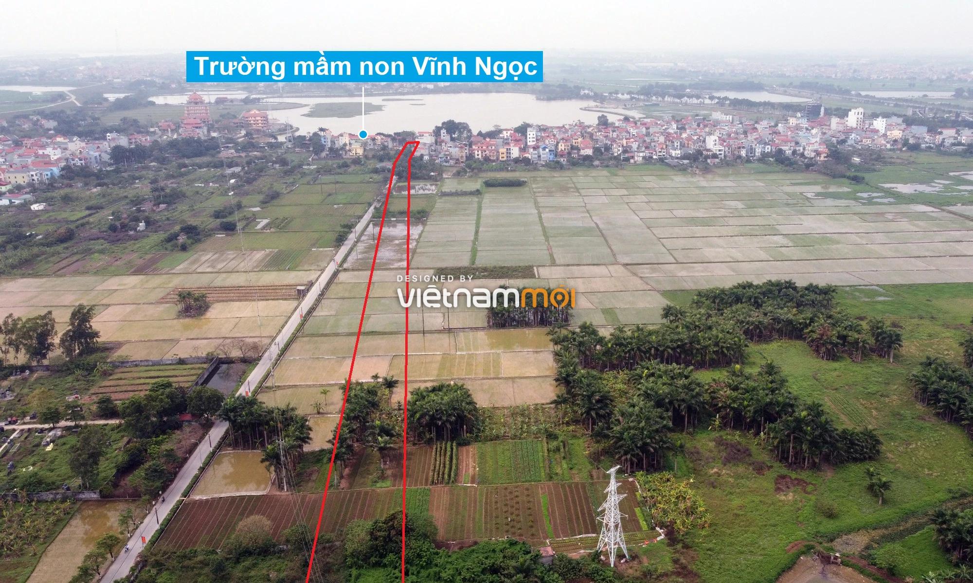 Đường sẽ mở theo quy hoạch xung quanh dự án Thành phố Thông minh Bắc Hà Nội (phần 4) - Ảnh 8.