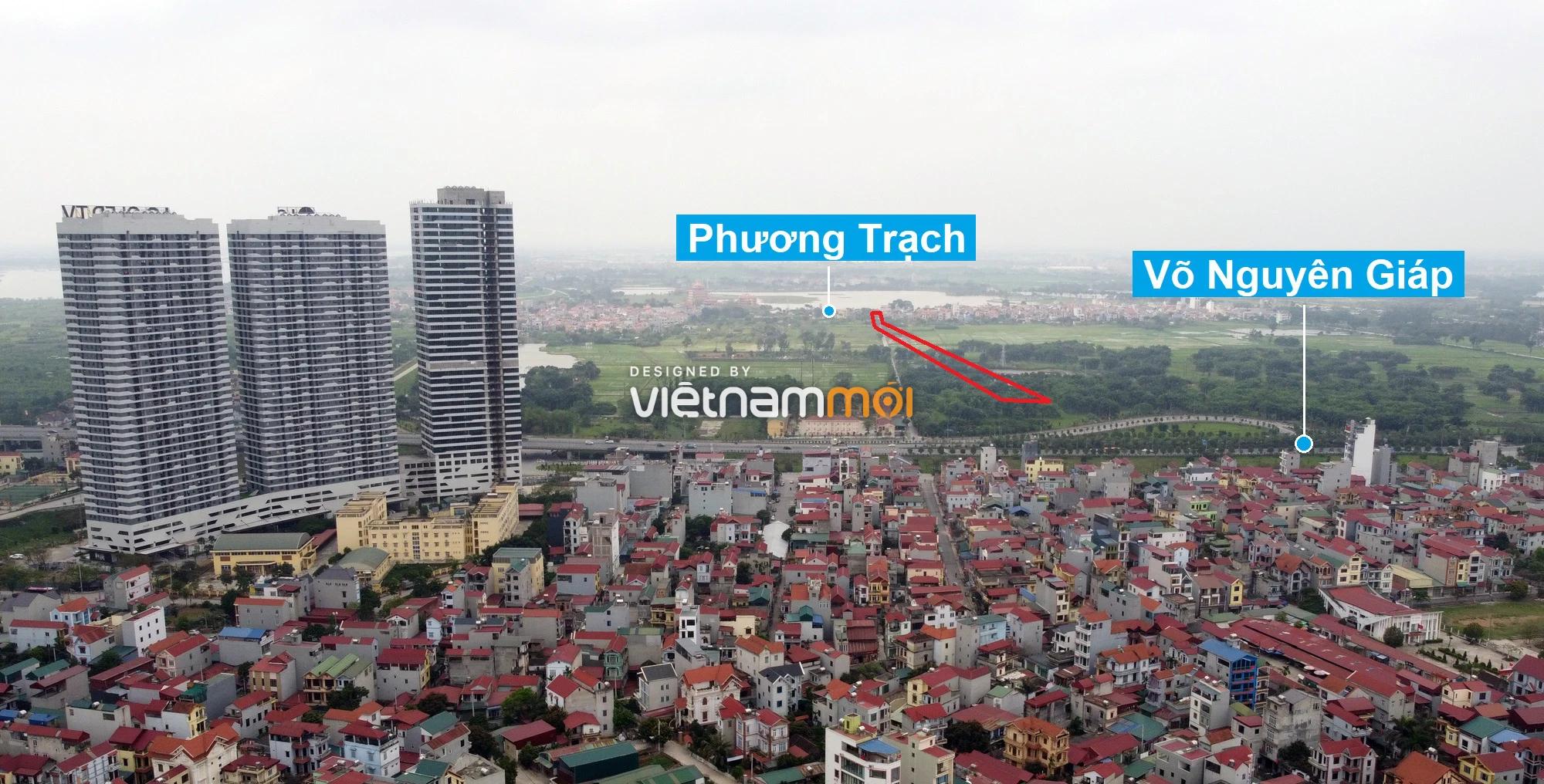 Đường sẽ mở theo quy hoạch xung quanh dự án Thành phố Thông minh Bắc Hà Nội (phần 4) - Ảnh 9.