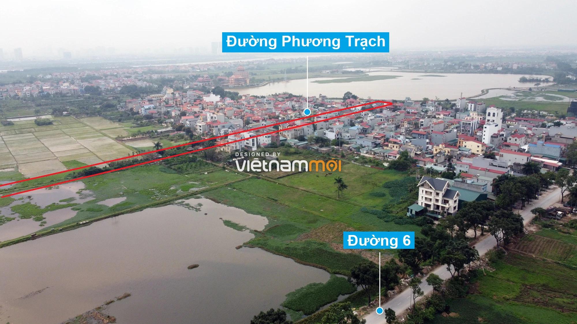 Đường sẽ mở theo quy hoạch xung quanh dự án Thành phố Thông minh Bắc Hà Nội (phần 4) - Ảnh 11.