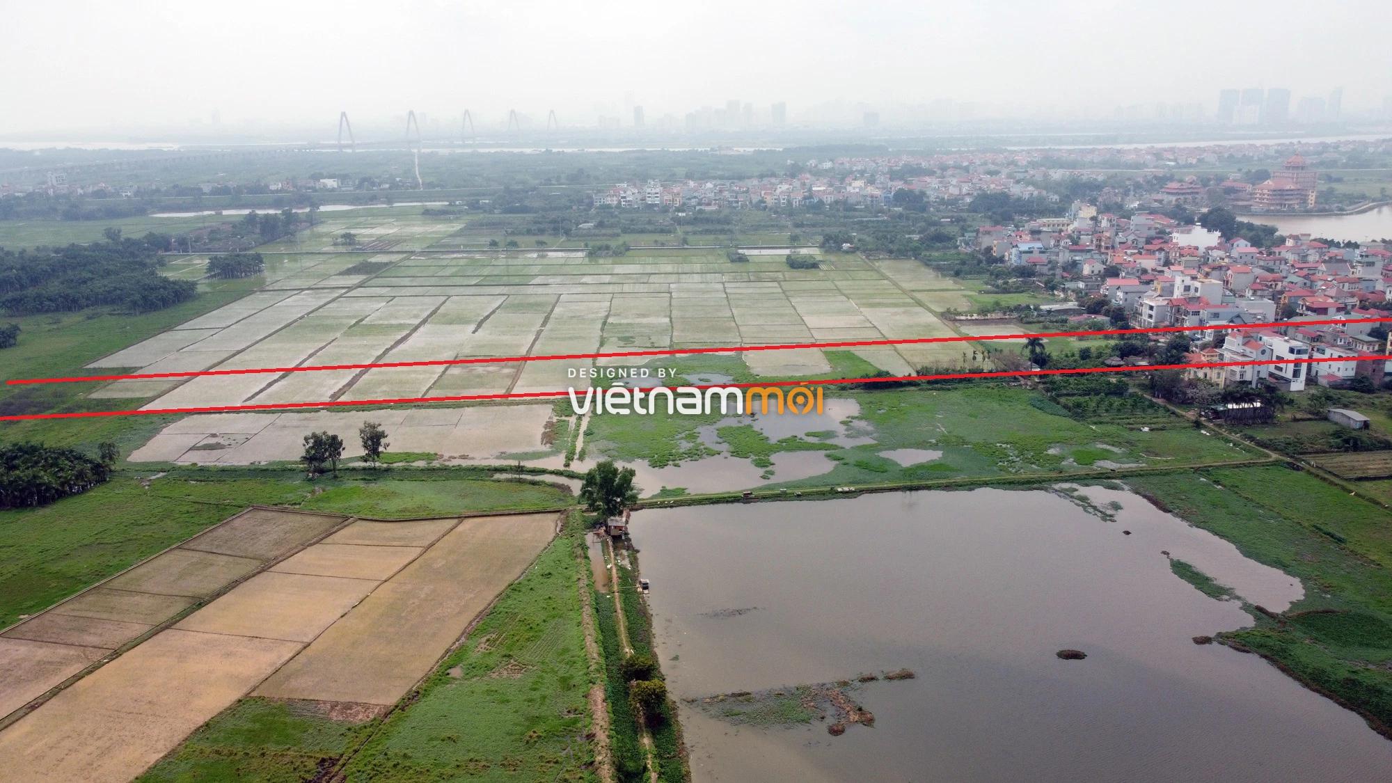 Đường sẽ mở theo quy hoạch xung quanh dự án Thành phố Thông minh Bắc Hà Nội (phần 4) - Ảnh 12.