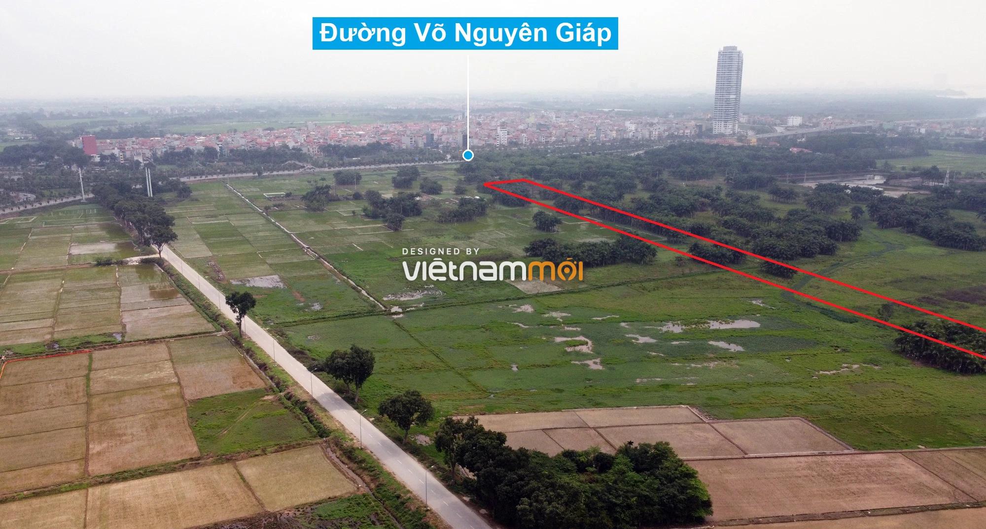 Đường sẽ mở theo quy hoạch xung quanh dự án Thành phố Thông minh Bắc Hà Nội (phần 4) - Ảnh 13.