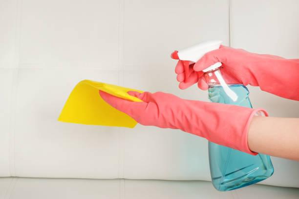 5 cách làm sạch gạch ốp tường nhà tắm mang lại hiệu quả cao - Ảnh 4.