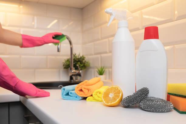 5 cách làm sạch gạch ốp tường nhà tắm mang lại hiệu quả cao - Ảnh 3.