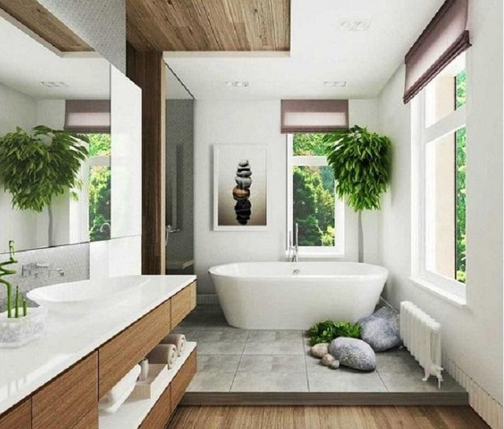 Top 3 xu hướng thiết kế phòng tắm 2021 đặc biệt ấn tượng - Ảnh 7.