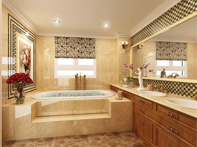 Top 3 xu hướng thiết kế phòng tắm 2021 đặc biệt ấn tượng - Ảnh 6.